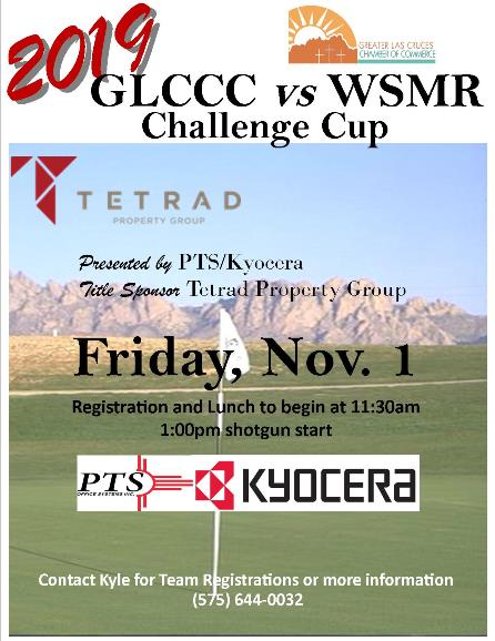 2019 WSMR vs GLCCC Challenge Cup